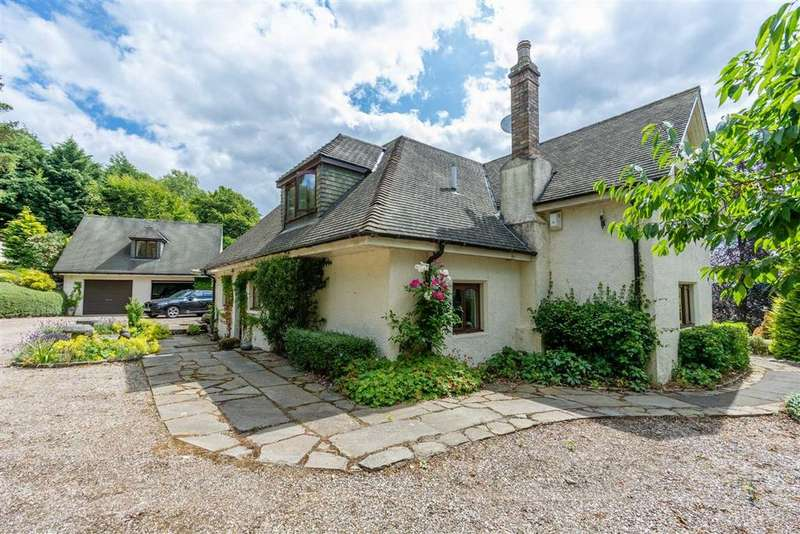 4 Bedrooms Detached House for sale in Muirhall Road, Perth