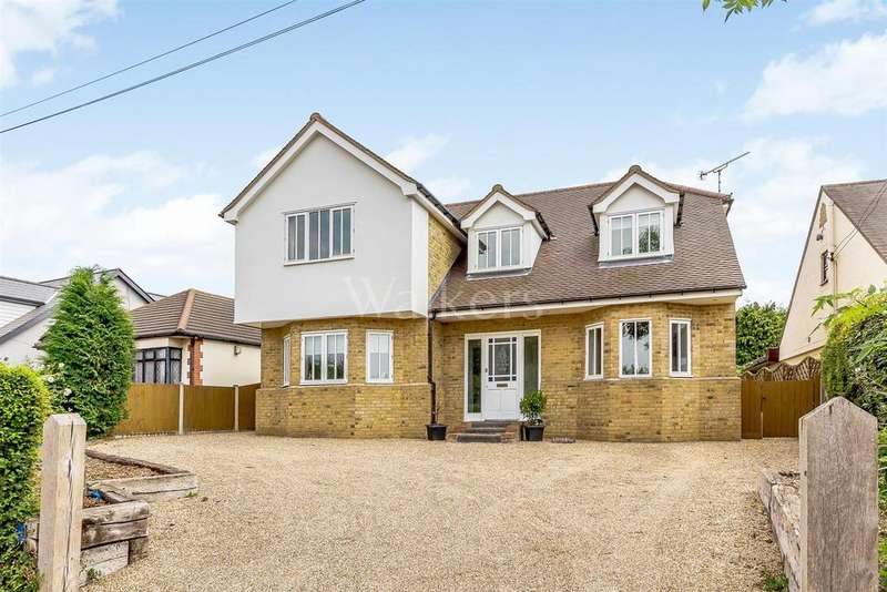 4 Bedrooms Detached House for sale in Mill Lane, Hook End, Brentwood