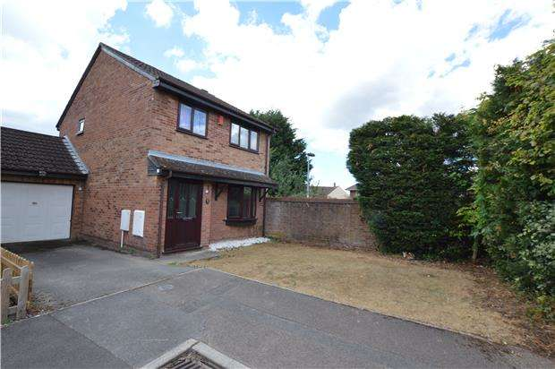 3 Bedrooms Detached House for sale in Mow Barton, Yate, BRISTOL, BS37 5NF