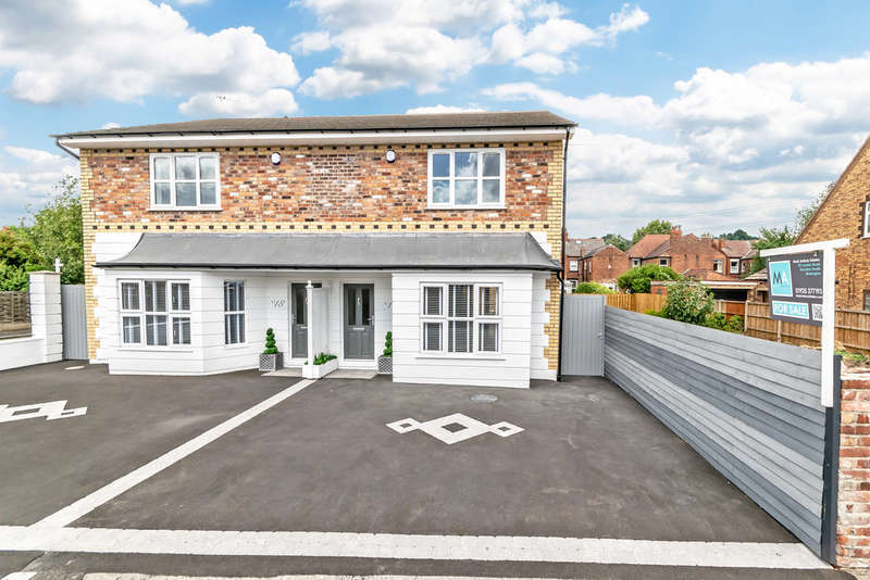 3 Bedrooms Semi Detached House for sale in Raymond Avenue, Stockton Heath, Warrington
