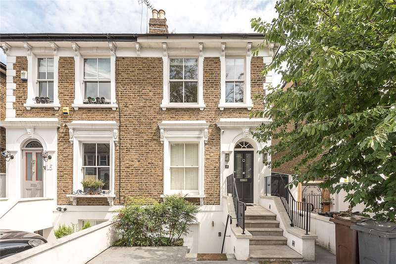 4 Bedrooms Semi Detached House for sale in Cambridge Road North, London, W4