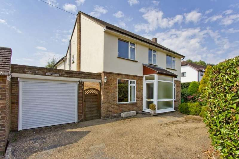 5 Bedrooms Link Detached House for sale in Crowborough Hill, Crowborough