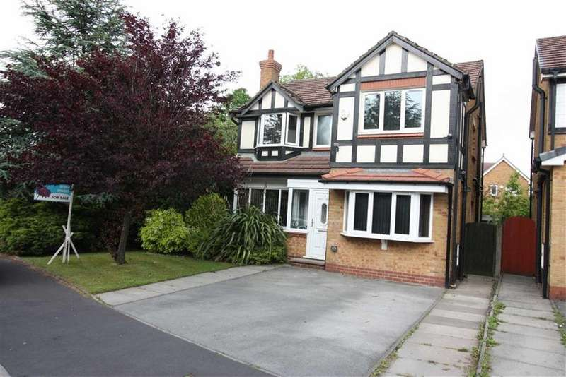 4 Bedrooms Detached House for sale in Renfrew Drive, Beaumont Chase, Bolton