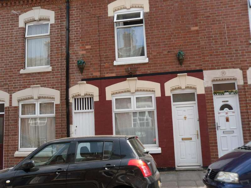 2 Bedrooms Terraced House for sale in Leicester LE2