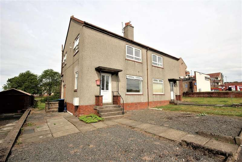 3 Bedrooms Semi Detached House for sale in 57 Whatriggs Road Kilmarnock