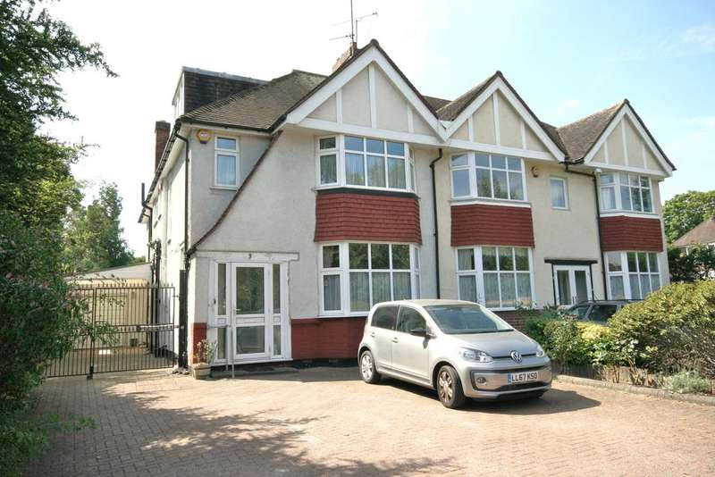 5 Bedrooms Semi Detached House for sale in Scotch Common, Ealing, London W13