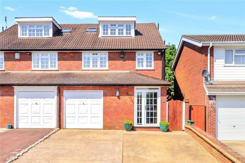5 Bedrooms House for sale in Wadham Road, Abbots Langley, Hertfordshire, WD5