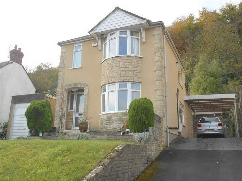 3 Bedrooms Detached House for sale in The Fortress, Dursley, GL11