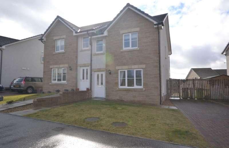 3 Bedrooms Semi Detached House for sale in 18 Earl Matthew Avenue, Arbroath
