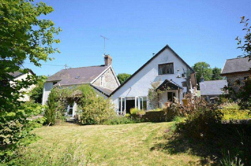 5 Bedrooms Detached House for sale in Brongest, Newcastle Emlyn