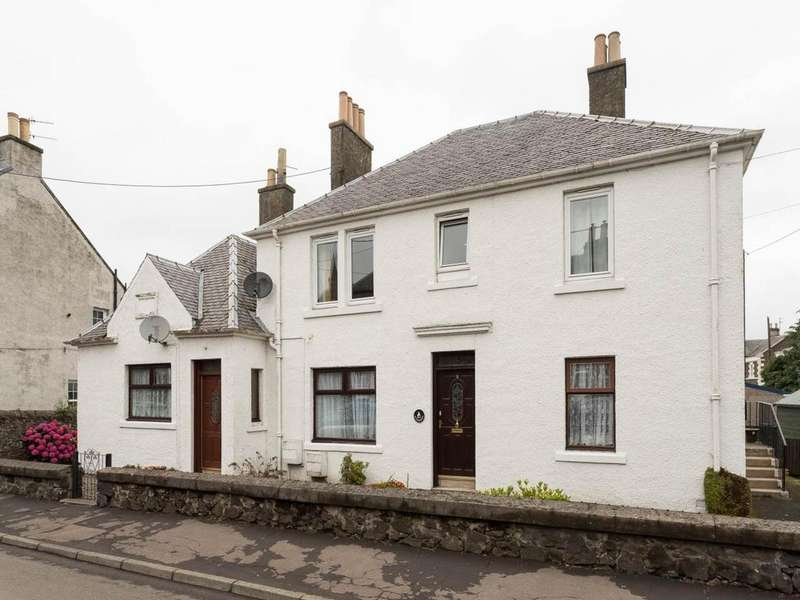 3 Bedrooms Flat for sale in St Catherines, 9 Shorehead, Newburgh