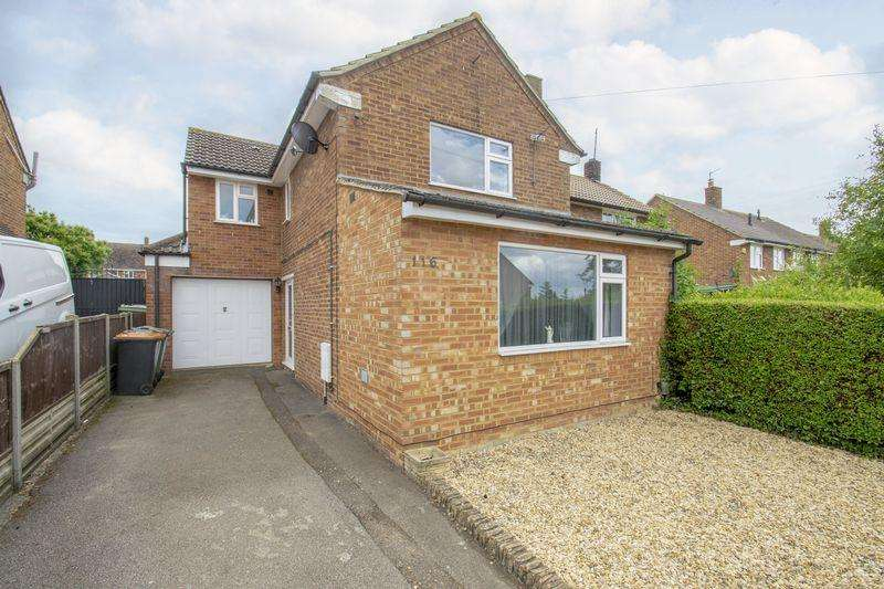 3 Bedrooms Semi Detached House for sale in Osborn Road, Barton Le clay