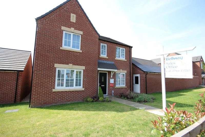 4 Bedrooms Detached House for sale in Merchants Gate, Cottingham, HU16