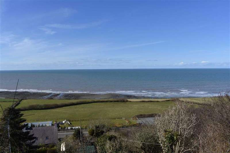 3 Bedrooms Cottage House for sale in Aberarth Road, Aberaeron, Ceredigion