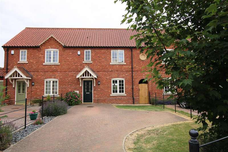 3 Bedrooms Terraced House for sale in Hall Orchard Lane, Welbourn, Lincoln