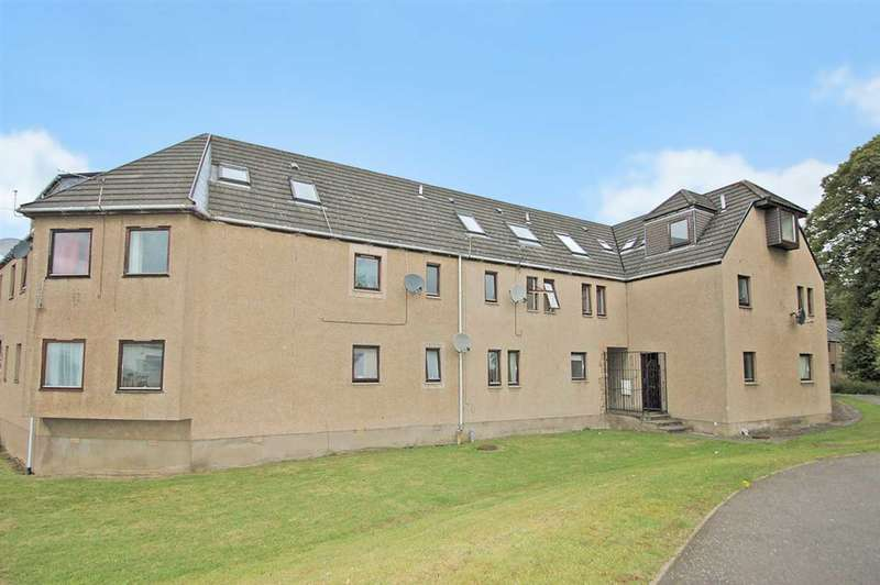 3 Bedrooms Maisonette Flat for sale in Old Mill Court, Dunfermline