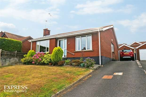 3 Bedrooms Detached Bungalow for sale in Beverley Close, Newtownards, County Down
