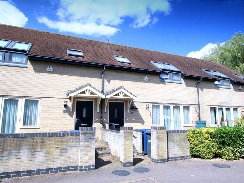 2 Bedrooms Terraced House for sale in St. Neots