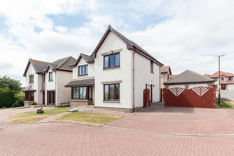 5 Bedrooms Detached Villa House for sale in Moffat Walk, Tranent, EH33 2QL