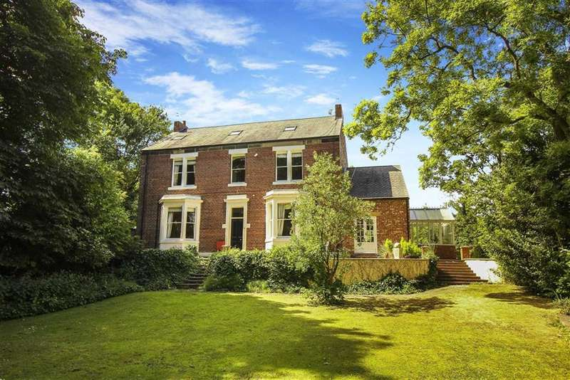 5 Bedrooms Detached House for sale in The Green, Wallsend, Tyne And Wear