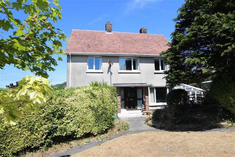 4 Bedrooms Detached House for sale in Rhydyfelin, Aberystwyth