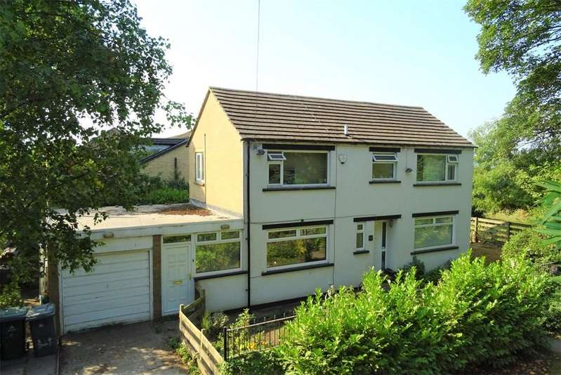 4 Bedrooms Detached House for sale in Ferrand Lane, Gomersal, Cleckheaton, BD19
