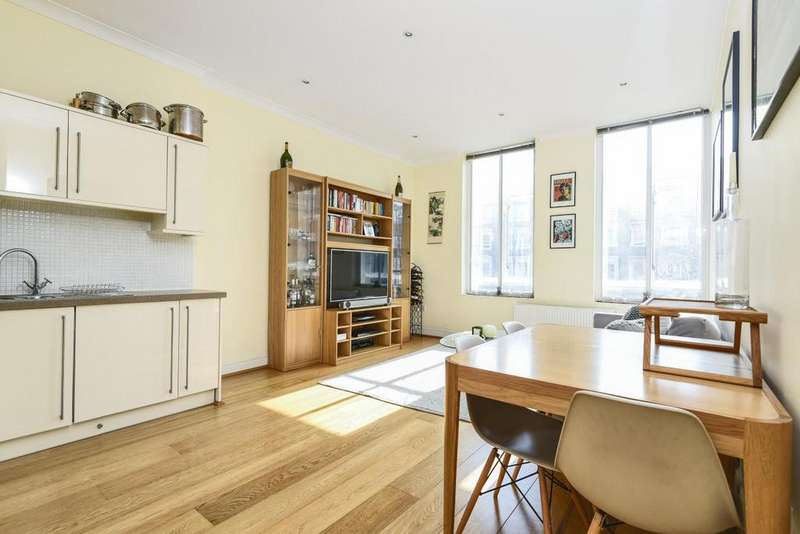 2 Bedrooms Flat for sale in Brixton Road, Brixton