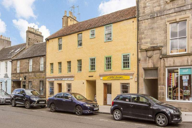2 Bedrooms Flat for sale in 43/4 Market Street, Haddington, EH41 3JE