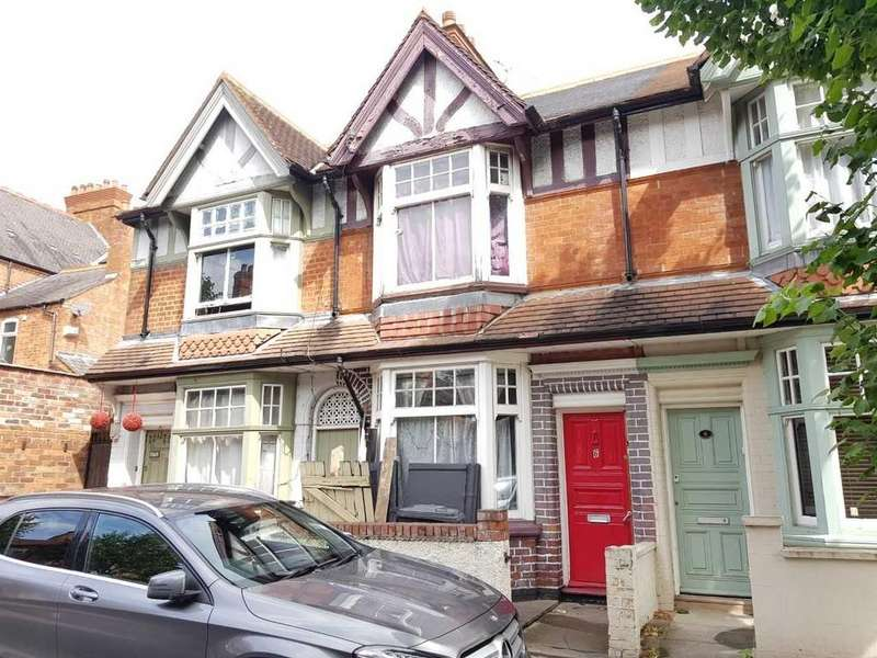 2 Bedrooms Town House for sale in Shaftesbury Avenue, Belgrave