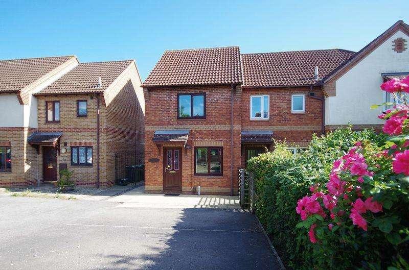 2 Bedrooms End Of Terrace House for sale in Kemperleye Way, Bradley Stoke, Bristol