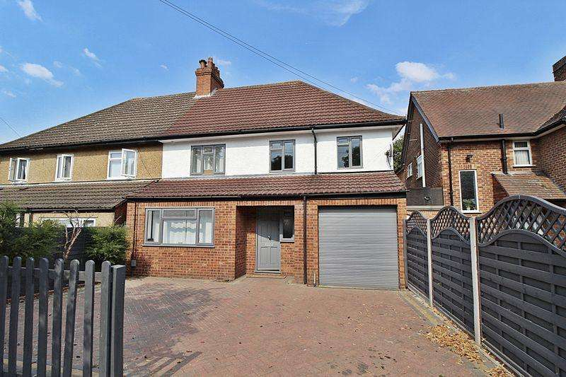 5 Bedrooms Semi Detached House for sale in London Road, Biggleswade