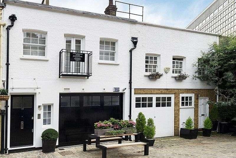 3 Bedrooms Property for sale in Bathurst Mews, Bathurst Street, Hyde Park, London, W2 2SD