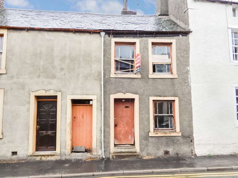 3 Bedrooms Terraced House for sale in 38 St Helens Street, Cockermouth, Cumbria