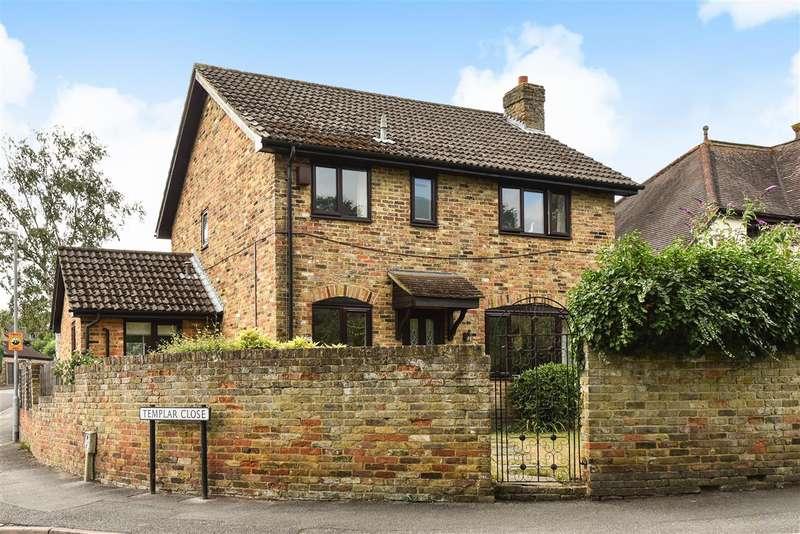 4 Bedrooms Detached House for sale in Templar Close, Sandhurst