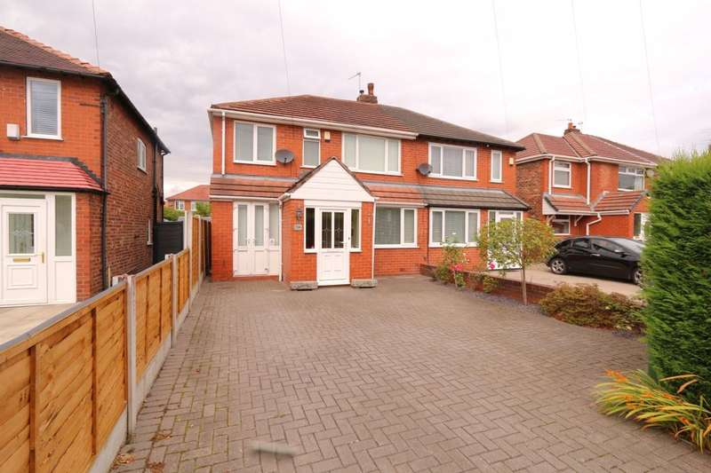 3 Bedrooms Semi Detached House for sale in Windmill Lane, Denton, Manchester, M34