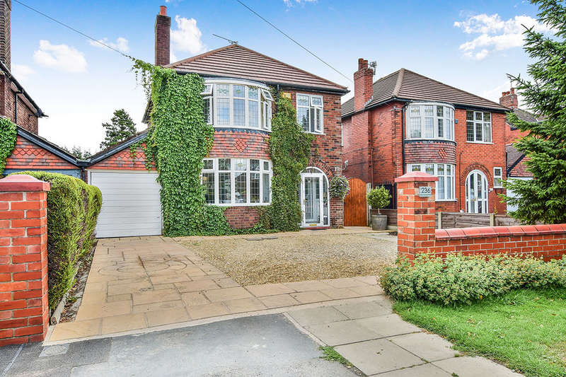 3 Bedrooms Detached House for sale in Outwood Road, Heald Green, Cheadle, SK8