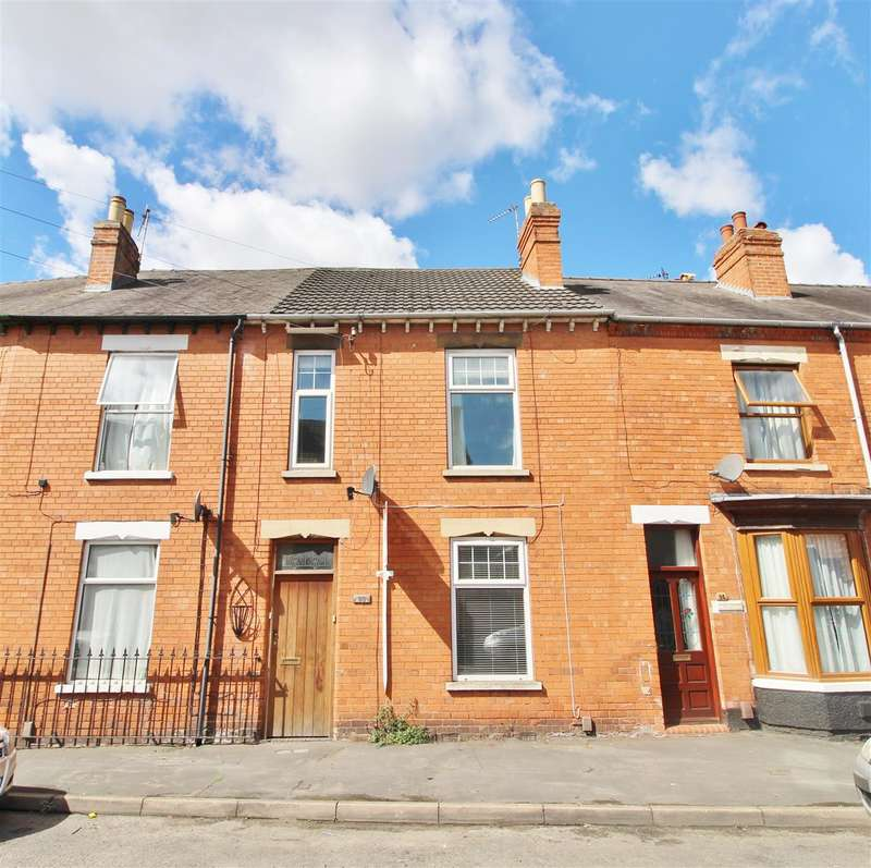 3 Bedrooms Terraced House for sale in Dudley Road, Grantham