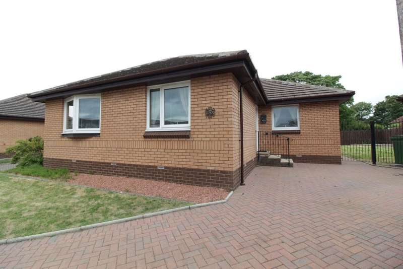 4 Bedrooms Detached Bungalow for sale in Powmill Gardens, Prestwick, KA9