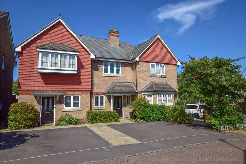 2 Bedrooms House for sale in Elmwood Close, Woodley, Reading, Berkshire, RG5