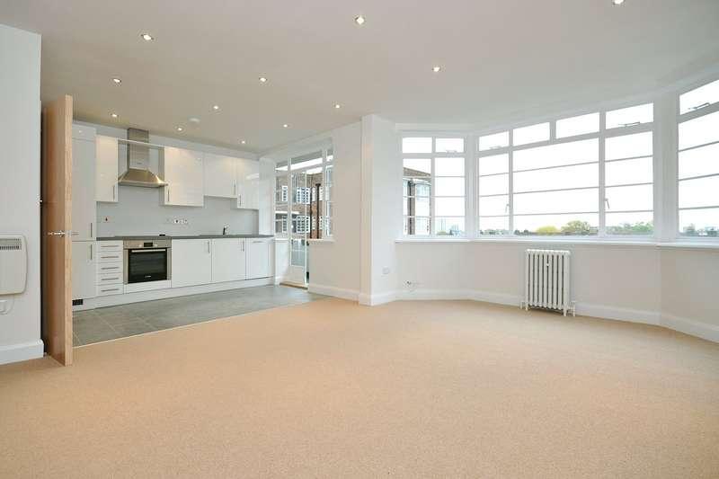 2 Bedrooms Flat for sale in Hillfield Court, Belsize Avenue, Belsize Park, London, NW3