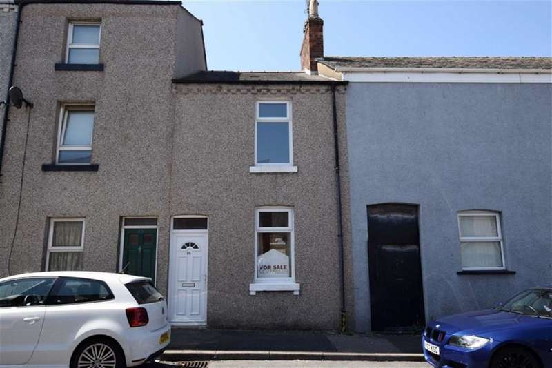 2 Bedrooms Terraced House for sale in School Street, Barrow-in-Furness, Cumbria