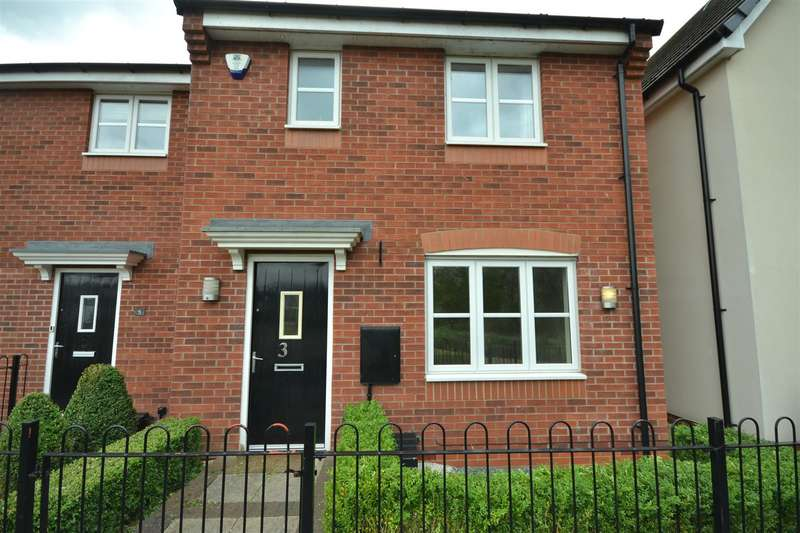 3 Bedrooms Detached House for sale in Dragonfly Walk, Leicester
