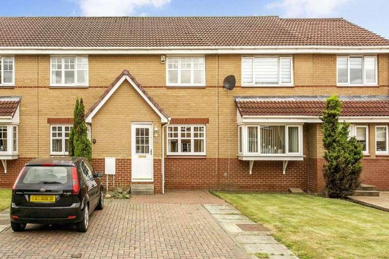 2 Bedrooms Terraced House for sale in 39 Denholm Way, Musselburgh, EH21 6TT