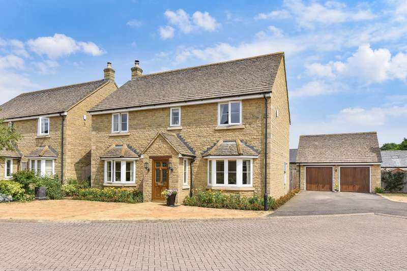 4 Bedrooms Detached House for sale in Willows Lodge, Stratton Audley, OX27