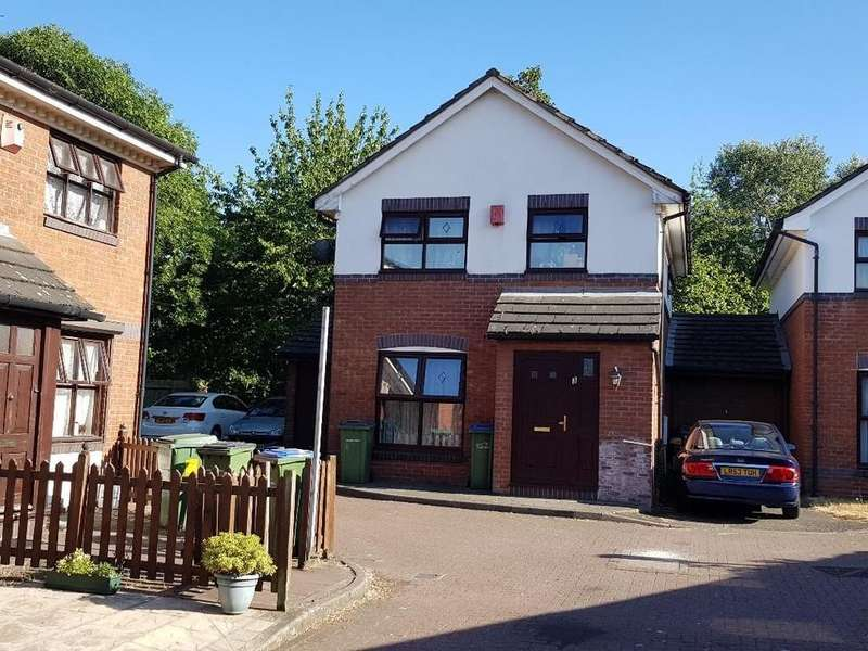 3 Bedrooms Detached House for sale in GARSIDE CLOSE, THAMESMEAD, LONDON, SE28 0EX
