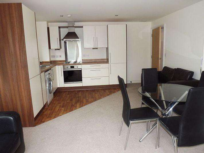 1 Bedroom Flat for sale in Pyramid Court, Warrington