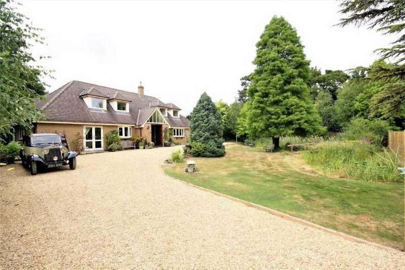 4 Bedrooms Detached House for sale in Drayton Lane, Fenny Drayton
