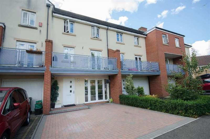 3 Bedrooms Town House for sale in Ridley Avenue, Mangotsfield