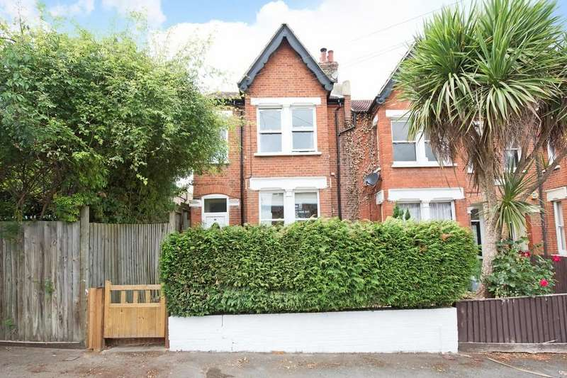2 Bedrooms Apartment Flat for sale in Farren Road, Forest Hill