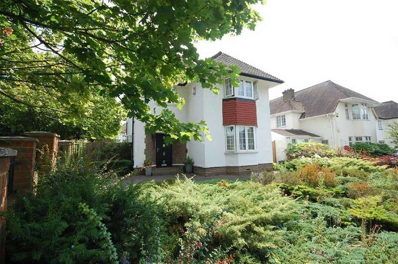 4 Bedrooms Detached House for sale in Eastcote Road, Ruislip